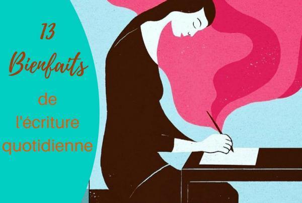 écriture quotidienne